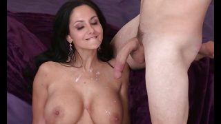 LUCKY BOY WITH HOT MILF!!!!